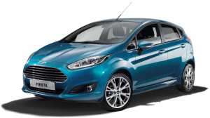 Ford Fiesta ombra