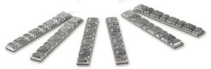 barrette piombo adesive K912 ritagliato